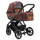 Детская коляска MaEma eVe 2 в 1 цвет Toffee