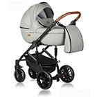 Детская коляска MaEma Jess 2 в 1 цвет Grey Munchen