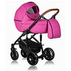 Детская коляска MaEma Jess 2 в 1 цвет Rose Kyoto