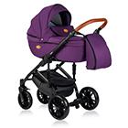 Детская коляска MaEma Jess 2 в 1 цвет Violet Provence F