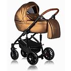 Детская коляска MaEma Jess SE 2 в 1 цвет Gold SE