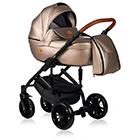 Детская коляска MaEma Jess SE 2 в 1 цвет Metallic SE