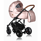Детская коляска MaEma Jess SE 2 в 1 цвет Pink SE
