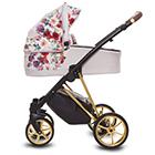 Детская коляска MaEma Eleganza 2 в 1 цвет Light Rose